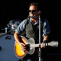 Oslo  20120721.<br /> Konsert med artisten Bruce Springsteen &amp; The E Street Band p&aring; Valle Hovin l&oslash;rdag. <br /> Foto: Tor Erik Schr&oslash;der / NTB scanpix