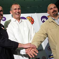 20080917: Basketball - NLB League before the season 2008/2009