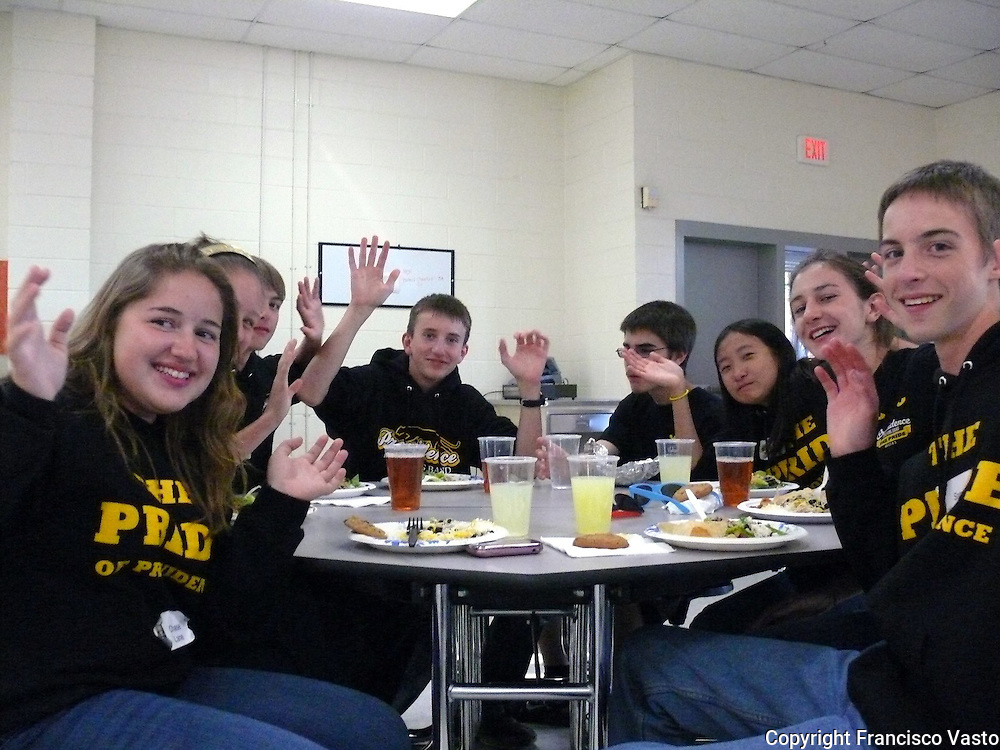 2011 Providence Cup - Behind the scenes