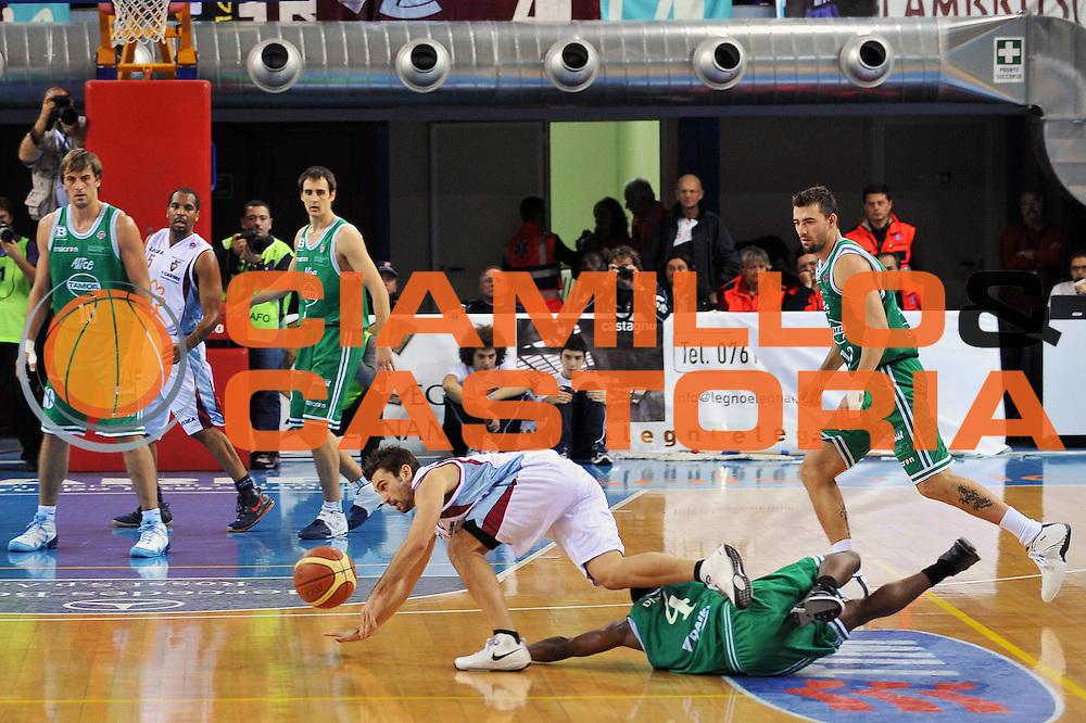 DESCRIZIONE : Rieti Lega A1 2008-09 Solsonica Rieti Benetton Treviso<br /> GIOCATORE : Diego Grillo<br /> SQUADRA : Solsonica Rieti <br /> EVENTO : Campionato Lega A1 2008-2009 <br /> GARA : Solsonica Rieti Benetton Treviso<br /> DATA : 09/11/2008 <br /> CATEGORIA : Palleggio<br /> SPORT : Pallacanestro <br /> AUTORE : Agenzia Ciamillo-Castoria/E.Grillotti
