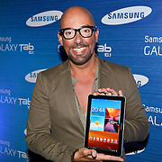 NLD/Amsterdam/20110823 - Presentatie Samsung Galaxy Tab, Maik de Boer