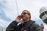 2009-10 Clipper Round the World Race, Pete Rollason, Captain of California