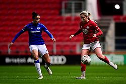 Poppy Pattinson of Bristol City - Mandatory by-line: Ryan Hiscott/JMP - 17/02/2020 - FOOTBALL - Ashton Gate Stadium - Bristol, England - Bristol City Women v Everton Women - Women's FA Cup fifth round