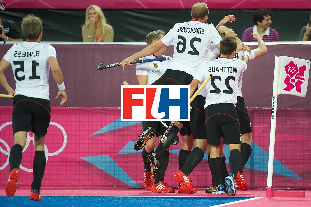 Olympics 2012, hockey