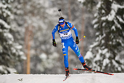 March 9, 2019 - –Stersund, Sweden - 190309 Dominik Windisch of Italy competes in the Men's 10 KM sprint during the IBU World Championships Biathlon on March 9, 2019 in Östersund..Photo: Petter Arvidson / BILDBYRÃ…N / kod PA / 92252 (Credit Image: © Petter Arvidson/Bildbyran via ZUMA Press)
