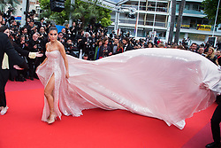Camila Coelho attends the A Hidden Life Premiere during 72nd Cannes film festival on May 19, 2019 in Cannes, France. Photo by Nasser Berzane/ABACAPRESS.COM