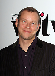 ROBERT WEBB during the Women In Film & Television Awards 2012 held at the Hilton, London, England, December 7, 2012. Photo by i-Images.