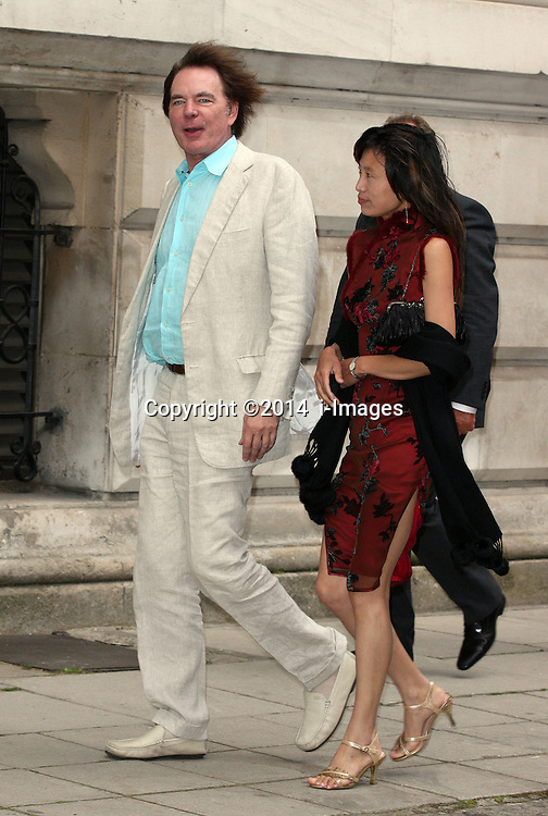 Image ©Licensed to i-Images Picture Agency. 30/06/2014. London, United Kingdom. JULIAN LLOYD WEBBER<br /> attends a reception for the Best of Britain's Creative Industries at The Foreign Office. Picture by  i-Images