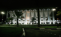 KUWAIT KUWAIT CITY SALMIYA 14MAR05 - Parliament building in Kuwait City...jre/Photo by Jiri Rezac..© Jiri Rezac 2005..Contact: +44 (0) 7050 110 417.Mobile:  +44 (0) 7801 337 683.Office:  +44 (0) 20 8968 9635..Email:   jiri@jirirezac.com.Web:     www.jirirezac.com..© All images Jiri Rezac 2005 - All rights reserved.