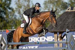 Philippaerts Thibault, BEL, Lucky Luke de Goedereede<br /> Belgisch Kampioenschap Jeugd Azelhof - Lier 2020<br /> © Hippo Foto - Dirk Caremans<br />  30/07/2020