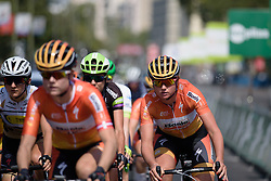 Chantal Blaak (Boels Dolmans) at Madrid Challenge by La Vuelta an 87km road race in Madrid, Spain on 11th September 2016.