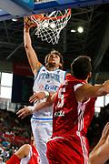 DESCRIZIONE : Madrid Spagna Spain Eurobasket Men 2007 Qualifying Round Italia Turchia Italy Turkey <br /> GIOCATORE : Marco Belinelli <br /> SQUADRA : Nazionale Italia Uomini Italy <br /> EVENTO : Eurobasket Men 2007 Campionati Europei Uomini 2007 <br /> GARA : Italia Turchia Italy Turkey <br /> DATA : 10/09/2007 <br /> CATEGORIA : Schiacciata <br /> SPORT : Pallacanestro <br /> AUTORE : Ciamillo&Castoria/T.Wiedensohler <br /> Galleria : Eurobasket Men 2007 <br /> Fotonotizia : Madrid Spagna Spain Eurobasket Men 2007 Qualifying Round Italia Turchia Italy Turkey <br /> Predefinita :