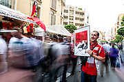 May 20-24, 2015: Monaco F1: atmosphere at the Monaco GP