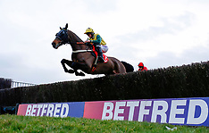 Betfred Classic Chase Day - Warwick Racecourse - 13 January 2018