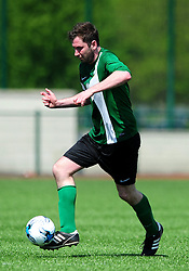 Ian Hodges of SWYD United - Mandatory by-line: Dougie Allward/JMP - 08/05/2016 - FOOTBALL - Keynsham FC - Bristol, England - BAWA Sports v SWYD United - Presidents cup final