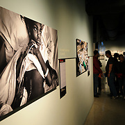 A gallery of all the Pulitzer Prize winning photographs in the Newseum in downtown Washington DC. The Newseum is a 7-story, privately funded museum dedicated to journalism and news. It opened at its current location on Pennsylvania Avenue in April 2008.