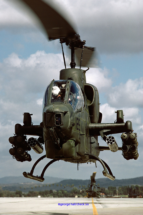 Bell AH-1J Cobra, Marines