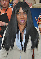 LONDON - July 31: Heather Small at the Spamalot Press Night (Photo by Brett D. Cove)