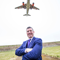 Edinburgh Airport's chief exec Gordon Dewar