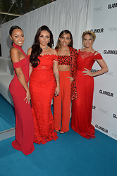 LITTLE MIX at the Glamour Women of The Year Awards held in Berkeley Square, London on 2nd June 2015.