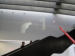MAXXI museum - first exhibition - opening
