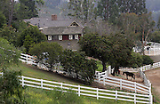 Orange County Equestrian Home And Horses