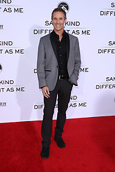 "Darren Moorman at the Paramount Pictures And Pure Flix Entertainment's ""Same Kind Of Different As Me"" Premiere held at the Westwood Village Theatre on October 12, 2017 in Westwood, California, USA (Photo by Art Garcia/Sipa USA)"
