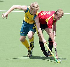 Auckland-Hockey, Champions Trophy, Australia v Spain