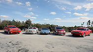 "Pics of the Defenders Cruise on 14 Mar 2010...pretty good turn-out, 26 folks, 12 cars, 4 bikes...route started in Fort Walton Beach down HWY 98 to Pensacola US Naval Museum and then onto the ""Derailed Dinner"" outside of Robertsdale, Al...good trip in all..."