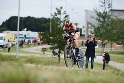 Anna van der Breggen (NED) at Boels Ladies Tour 2019 - Prologue, a 3.8 km individual time trial at Tom Dumoulin Bike Park, Sittard - Geleen, Netherlands on September 3, 2019. Photo by Sean Robinson/velofocus.com