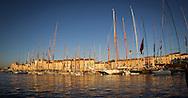 FRANCE, St Tropez. 2nd October 2012. Voiles de St Tropez.