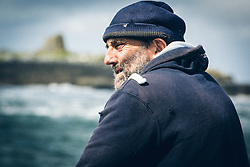 Aran Islands ferry captain