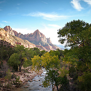 Taken at Zion National Park, Utah.