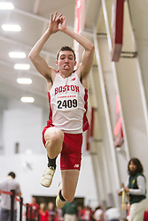 Boston University Multi-team indoor track & field, men triple jump, BU 2409