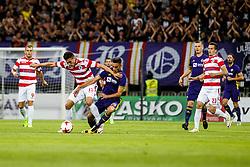 during qualifying match for UEFA Champions League between NK Maribor and HSK Zrinjski, 19th of July, 2017, Ljudski vrt, Maribor,  Slovenia. Photo by Grega Valancic/ Sportida