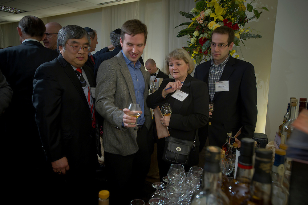 Pepper Hamilton LLP holds their 17th Annual Single Malt Scotch Tasting in downtown Washington, DC.  Pepper Hamilton LLP is a multi-practice law firm with more than 500 lawyers nationally.  The firm provides corporate, litigation and regulatory legal services to leading business, governmental entities, nonprofit organizations and individuals throughout the nation and the world.  The firm was founded in 1890.  Copyright photos by Johnny Bivera