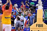 DESCRIZIONE : Berlino Eurobasket 2015 Group B Spagna Italia Spain Italy<br /> GIOCATORE :&nbsp;tifosi<br /> CATEGORIA : nazionale maschile senior A<br /> GARA : Berlino Eurobasket 2015 Group B Spagna Italia Spain Italy<br /> DATA : 08/09/2015<br /> AUTORE : Agenzia Ciamillo-Castoria