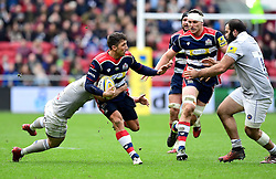 Gavin Henson of Bristol Rugby  - Mandatory by-line: Joe Meredith/JMP - 26/02/2017 - RUGBY - Ashton Gate - Bristol, England - Bristol Rugby v Bath Rugby - Aviva Premiership