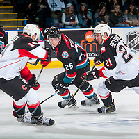 092816 Prince George Cougars at Kelowna Rockets