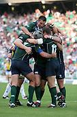 London Irish v Leeds Tykes. 3-9-2005. Season 2005-2006