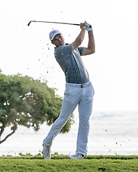 January 12, 2017 - during round one of the PGA Sony Open in Hawaii at the Waialae Country Club in Honolulu, HI. - Steven Erler/CSM(Credit Image: © Steven Erler/CSM via ZUMA Wire)