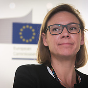 03 June 2015 - Belgium - Brussels - European Development Days - EDD - Education - Education for all - Achievements and challenges (2000-2015) - Veronique Lorenzo , Head of Unit for Education , Health and Research , Directorate-General for Development and Cooperation - EuropeAid © European Union