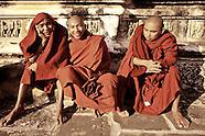 Ananda pagoda and festival