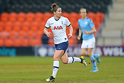 Tottenham Hotspur Women defender Emma Mitchell (21) during the FA Women's Super League match between Tottenham Hotspur Women and Manchester City Women at the Hive, Barnet, United Kingdom on 5 January 2020.