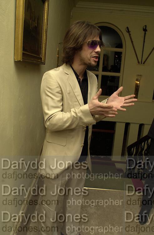 Kay Jay, February 2001© Copyright Photograph by Dafydd Jones 66 Stockwell Park Rd. London SW9 0DA Tel 020 7733 0108 www.dafjones.com