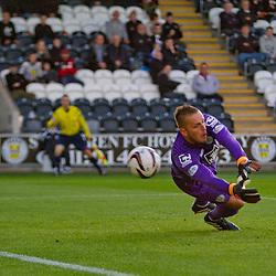 St Mirren v Dunfermline   Scottish League Cup   26 August 2014