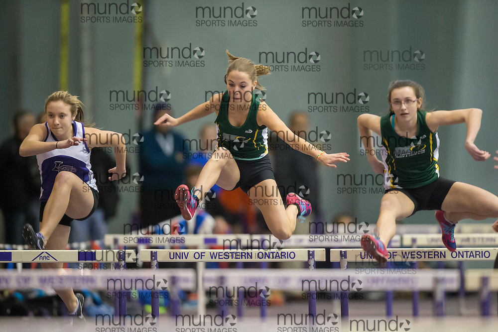 STL meet in London Ontario, Sunday,  February 2, 2014.<br /> Mundo Sport Images/ Geoff Robins
