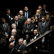 Walter Veltroni alla Camera dei Deputati, 12 gennaio 2012<br /> Foto Christian Mantuano / Oneshot