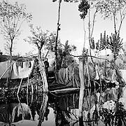 Dayli life in Srinagar the capital city of Kashmir region.