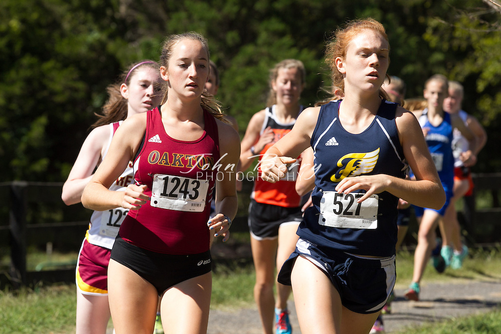 September/15/12:  MCHS Girl's Cross Country at Woodberry Forest Invitational Cross Country Meet.